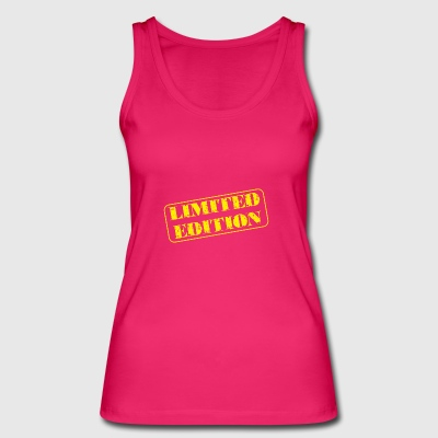 limited edition - Women's Organic Tank Top by Stanley & Stella