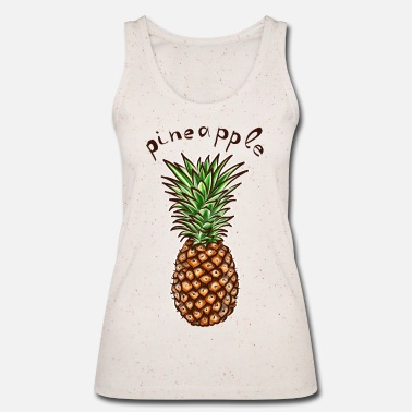 Pineapple - Frauen Bio Tanktop
