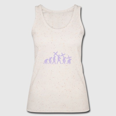 Evolution - Frauen Bio Tank Top von Stanley & Stella