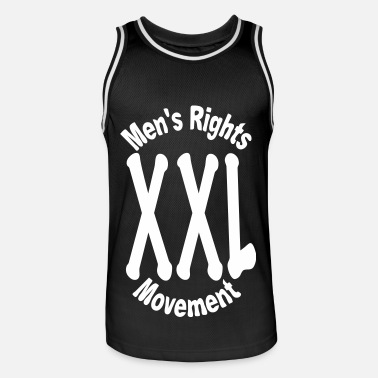 Movement XXL Movement - Männer Basketball-Trikot