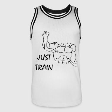 Just Train - Basketballdrakt for menn