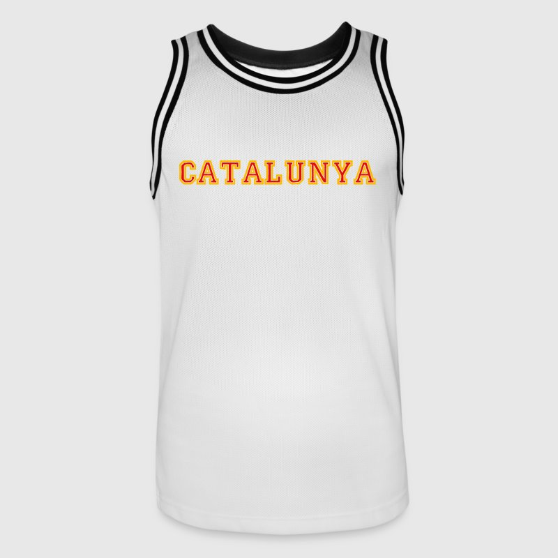 catalunya - Men's Basketball Jersey