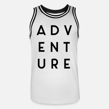 Travel Adventure Travel Quote  - Men's Basketball Jersey