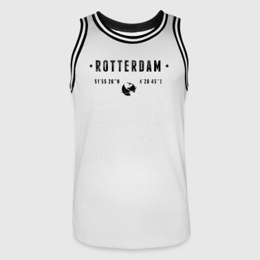 Rotterdam - Men's Basketball Jersey