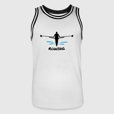 Rowing - Men's Basketball Jersey