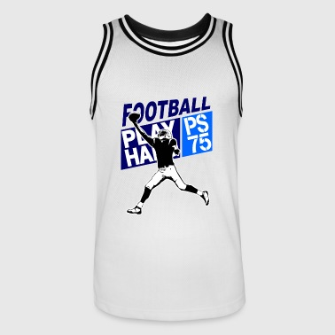 American Football - Männer Basketball-Trikot