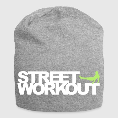 Street Workout - Bonnet en jersey