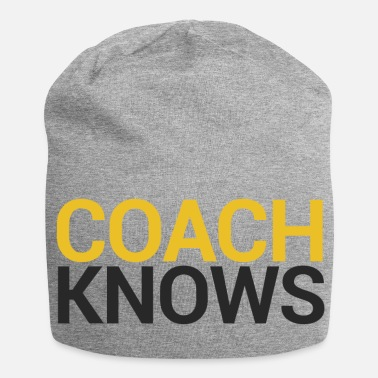 Coach Coach / Coach: Coach Knows - Beanie