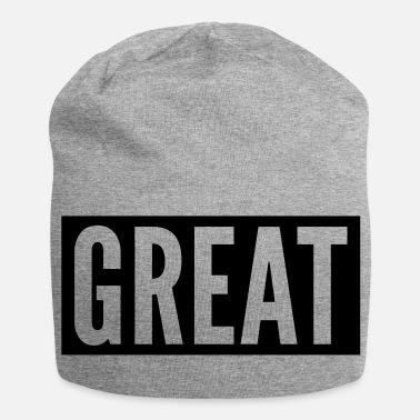 Grote groot - Jersey-Beanie