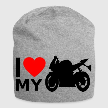 Motorcycle Superbike - Jersey Beanie