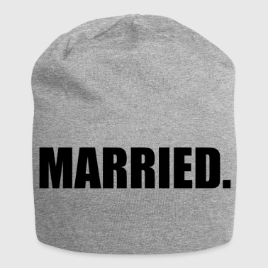 Married - Jersey Beanie