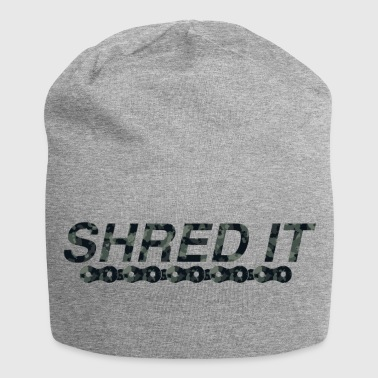 Shred it - Jersey Beanie