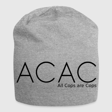 ACAC - All Cops are Cops black - Jersey Beanie