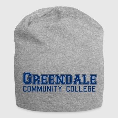 Greendale Community Collage - Jersey-beanie