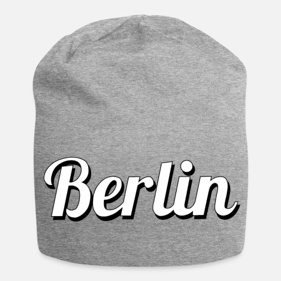 Friedrichshain Caps & Hats - Berlin - Beanie heather grey