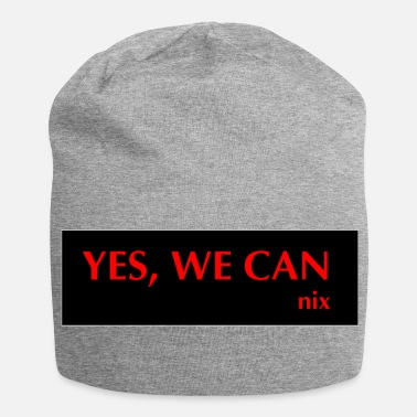 Yes We Can yes we can not - Beanie