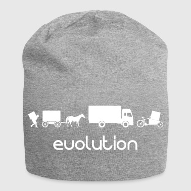 Lastenrad Transport Evolution - Jersey-Beanie