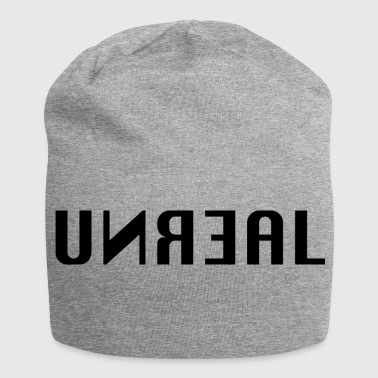 Unreal unreal - Jersey Beanie