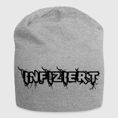 Zombie Infected! Infected - Jersey Beanie
