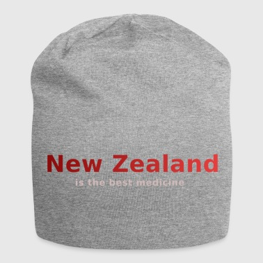 New Zealand is the best medicine - Jersey-Beanie