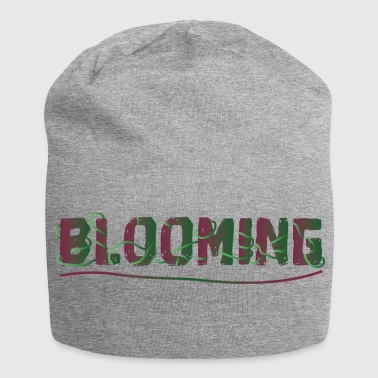 BLOOMING - Jersey Beanie
