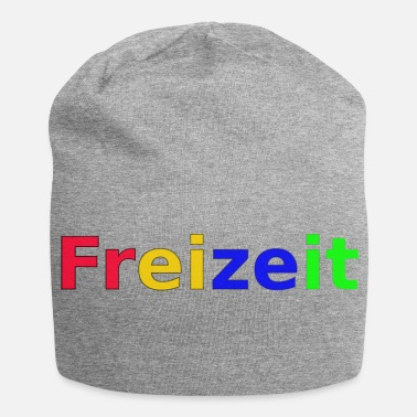 Fritid fritid - Jersey-beanie