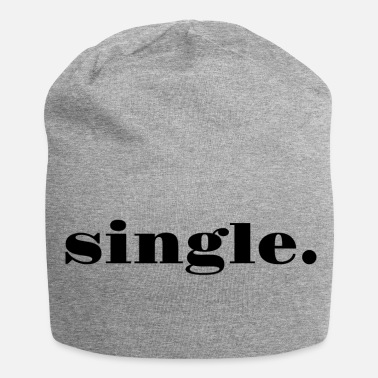 Simple Simple. - Bonnet en jersey