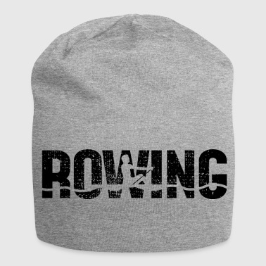 Rowing sport water sports - Jersey Beanie