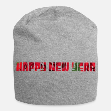 Bonne Année Bonne année bonne année - Bonnet en jersey