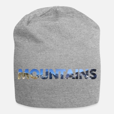 Mountains MOUNTAINS MOUNTAINS - MOUNTAIN MOUNTAIN - Beanie