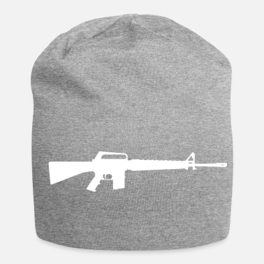 Assault Rifle M16A1 assault rifle M16 - Jersey Beanie