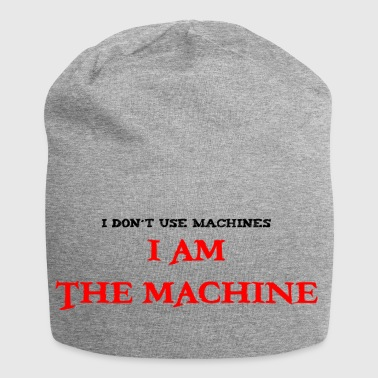 Machine ik ben de machine - Jersey-Beanie