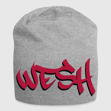 WESH Tag - Jersey-beanie