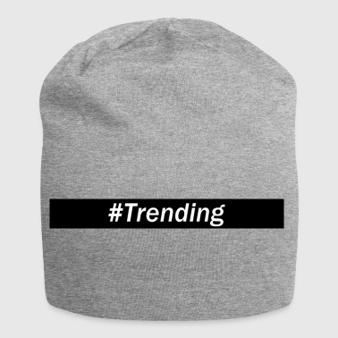 Hashtag trending - Jersey Beanie