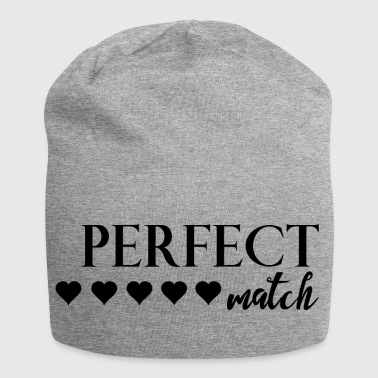 perfect match - Jersey Beanie