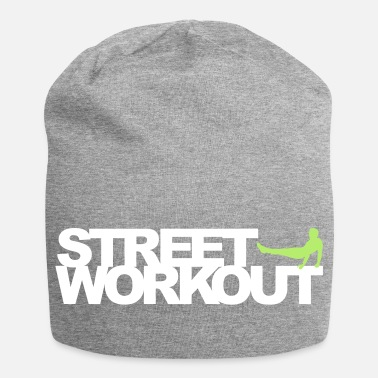 Street Fighter Street Workout - Bonnet en jersey