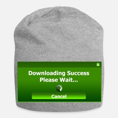 Download downloading - Jersey Beanie