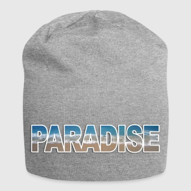 Paradise - Jersey Beanie