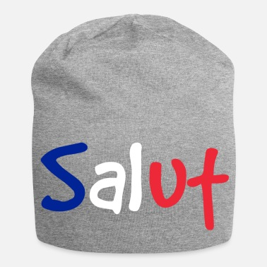 Salute saluto - Beanie in jersey