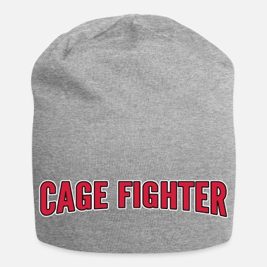 Cage cage Fighter - Bonnet en jersey