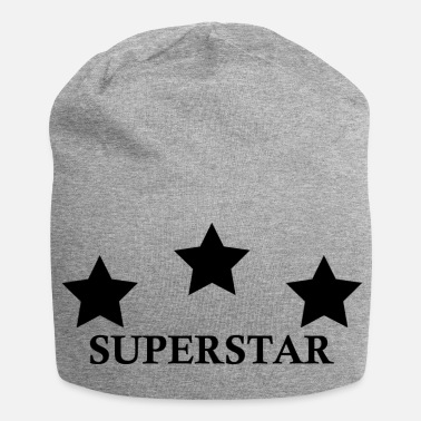 Superstar SUPERSTAR - Bonnet en jersey