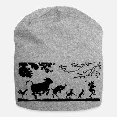 Animal Liberation Animals - Jersey-Beanie