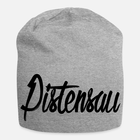 Gift Idea Caps & Hats - pistensau - Beanie heather grey