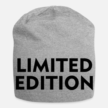Limited Edition LIMITED EDITION - Bonnet en jersey