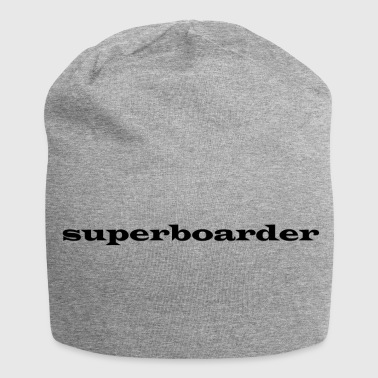super-boarder - Bonnet en jersey