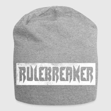 Rulebreaker - Beanie in jersey