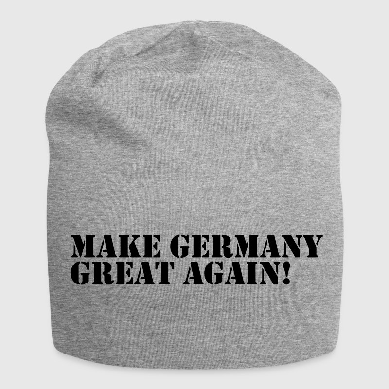 Make Germany Great Again - Donald Trump Design - Jersey-Beanie