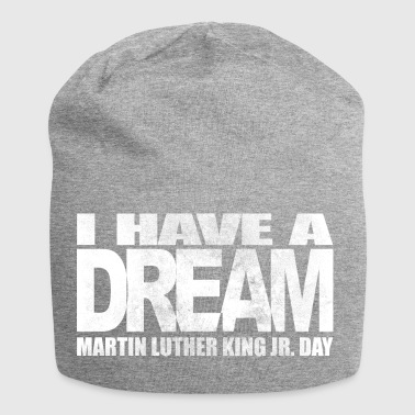I have a dream - Martin Luther King Jr. - Jersey Beanie