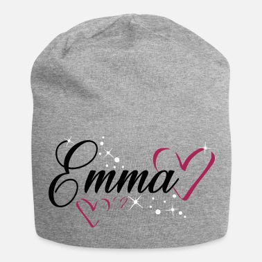 First Name Emma name first name - Beanie