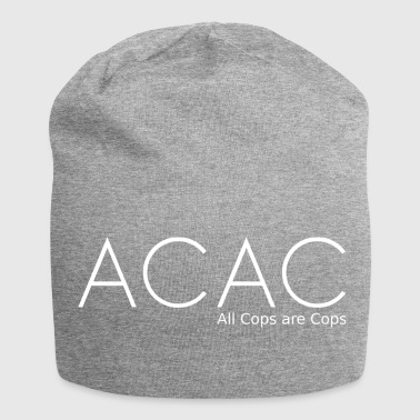 ACAC - All Cops are Cops white - Jersey Beanie